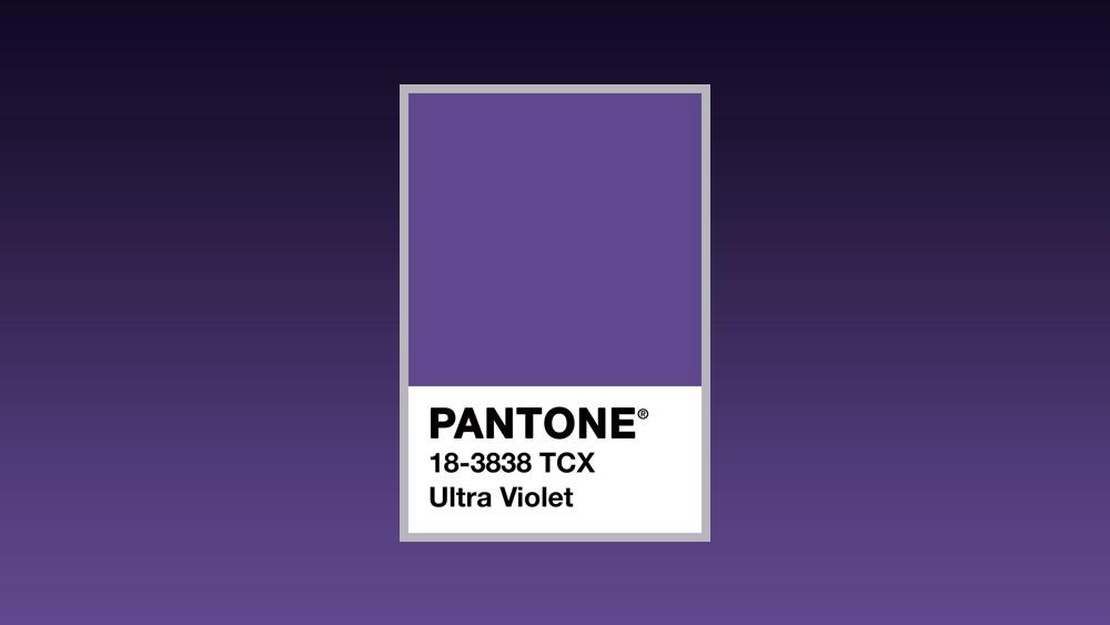 pantone 2018 colore must