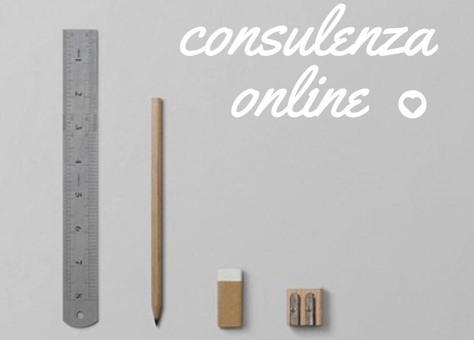 Consigli da un architetto online